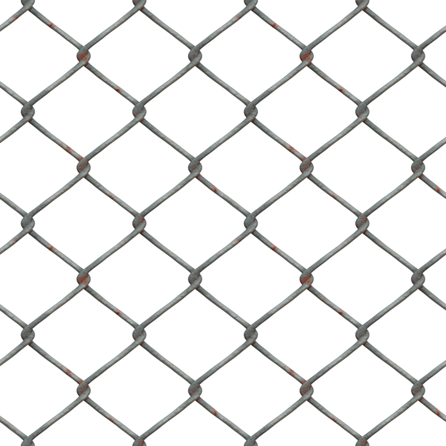 Metal png stock cc. Fence clipart chain link fence