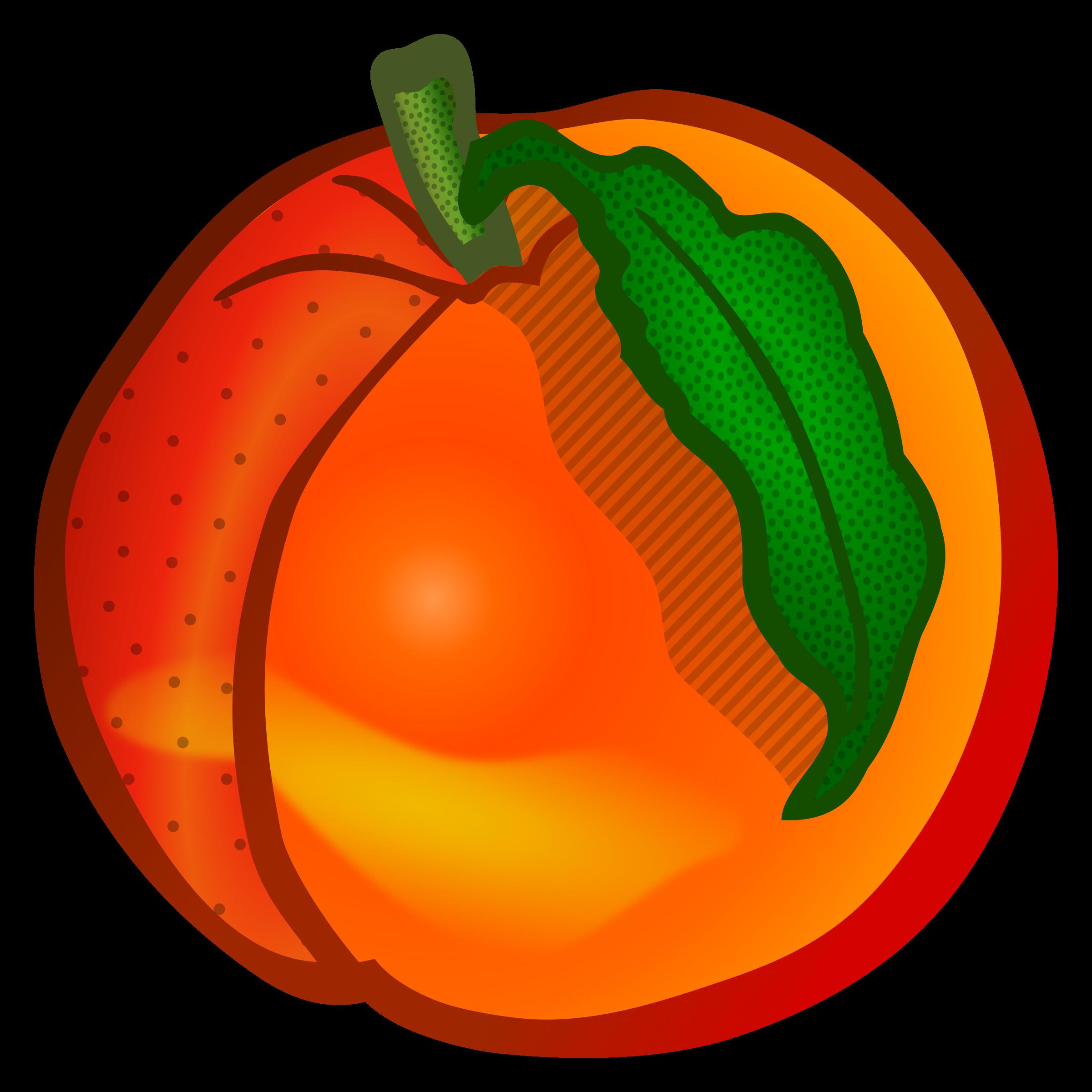 Georgia clipart sticker. Free orange download best