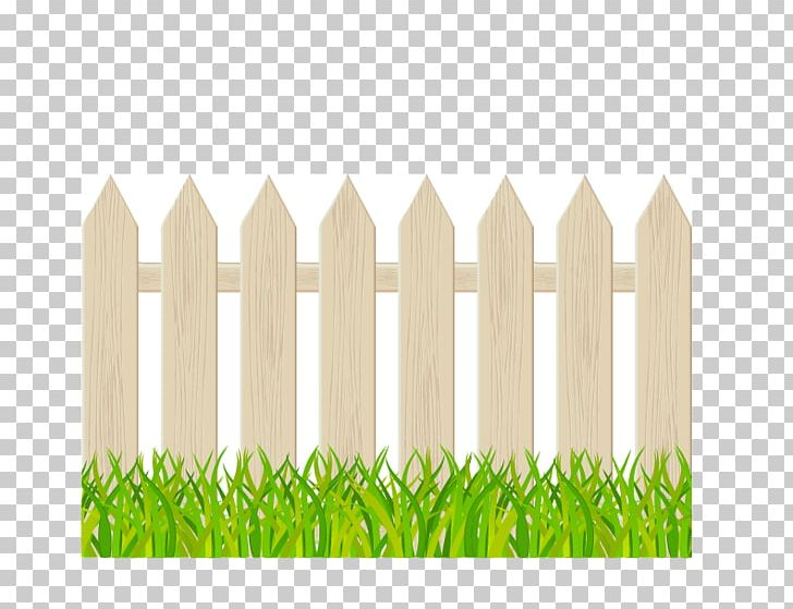 Picket wood agricultural fencing. Fence clipart decorative fence