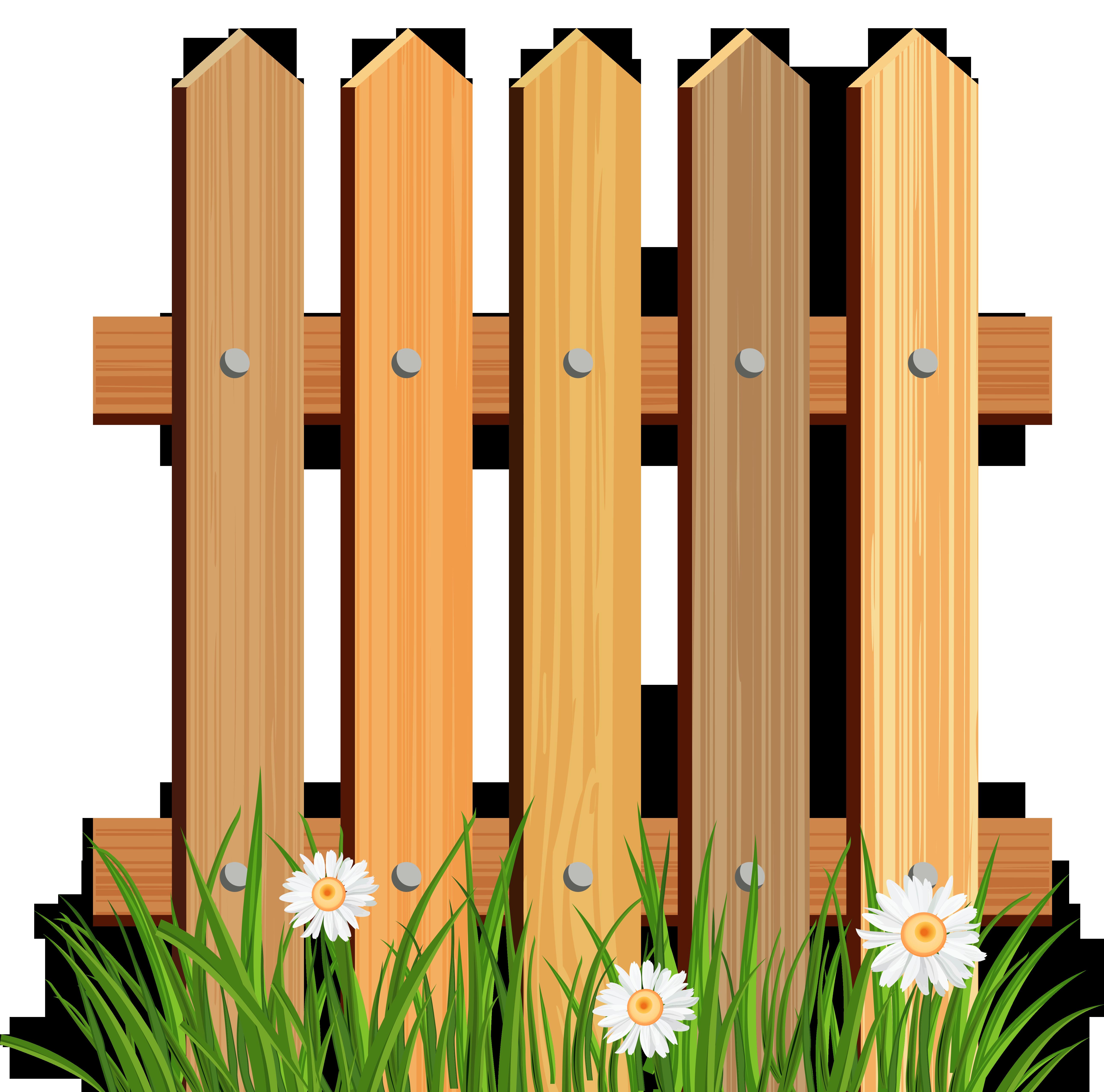 Fence clipart empty garden. Eden cliparthot of yard