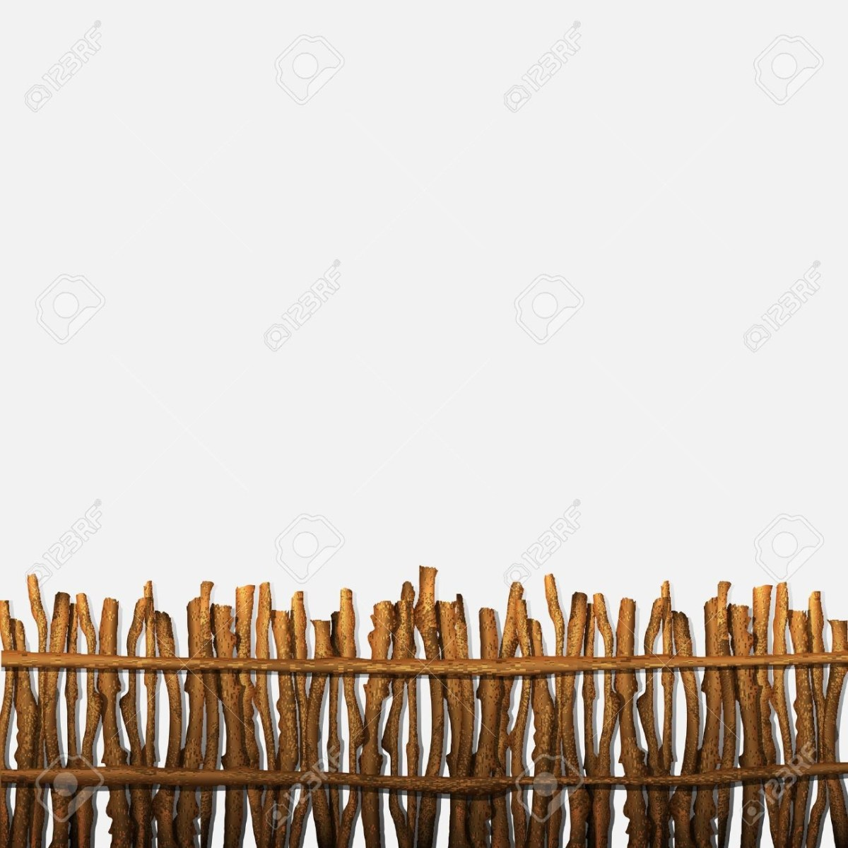 Best of white wooden. Fence clipart old fence