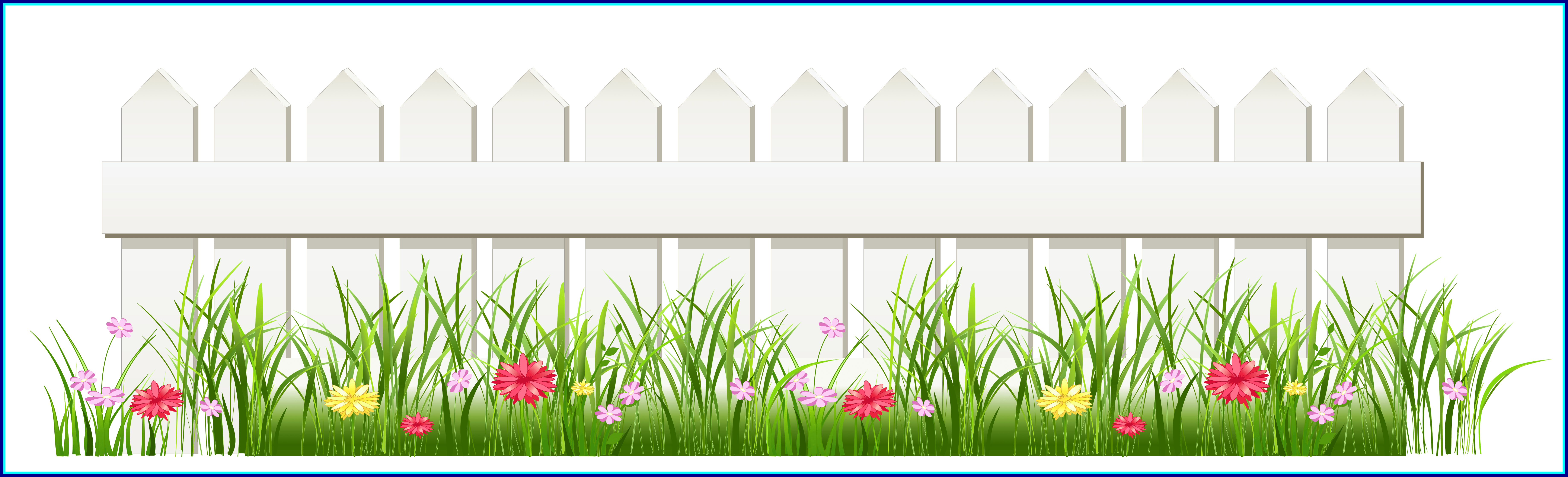 ideas of fence. Gate clipart border wall