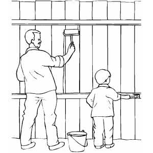 Free painted cliparts download. Fencing clipart painting fence