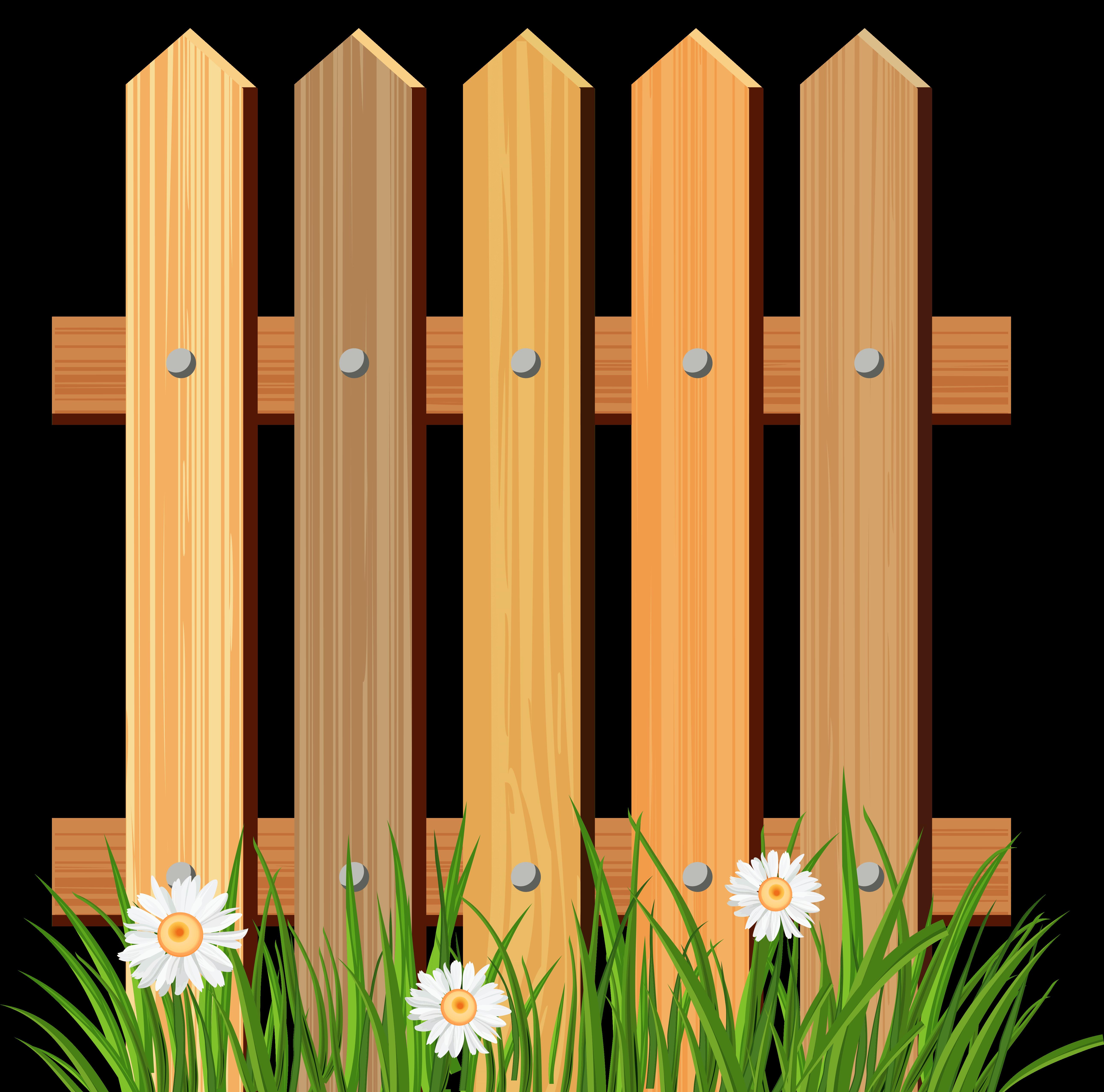 Free transparent download clip. Gardening clipart garden fence