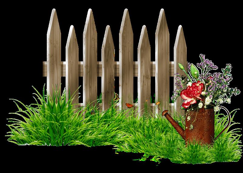 Fence clipart planter box.  png clip art