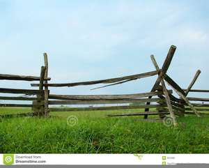 Free images at clker. Fence clipart split rail fence