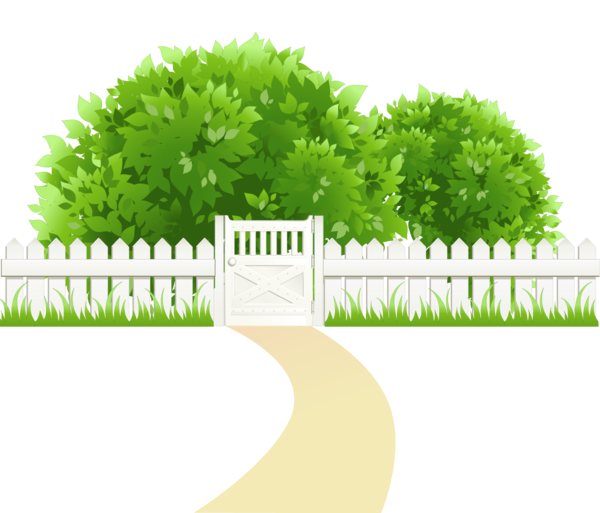 Fence clipart square fence. Forgetmenot garden fences