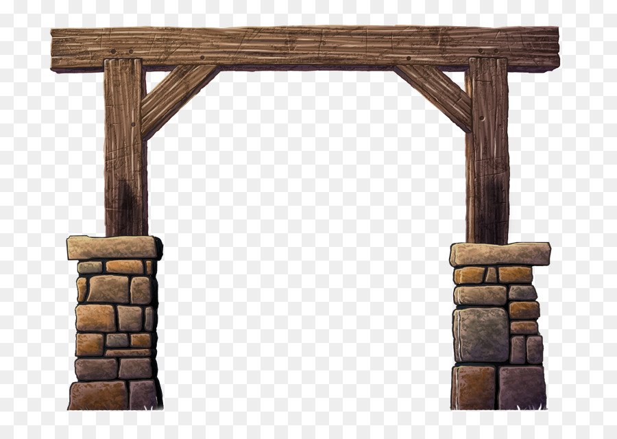 Wood table transparent clip. Fence clipart western fence