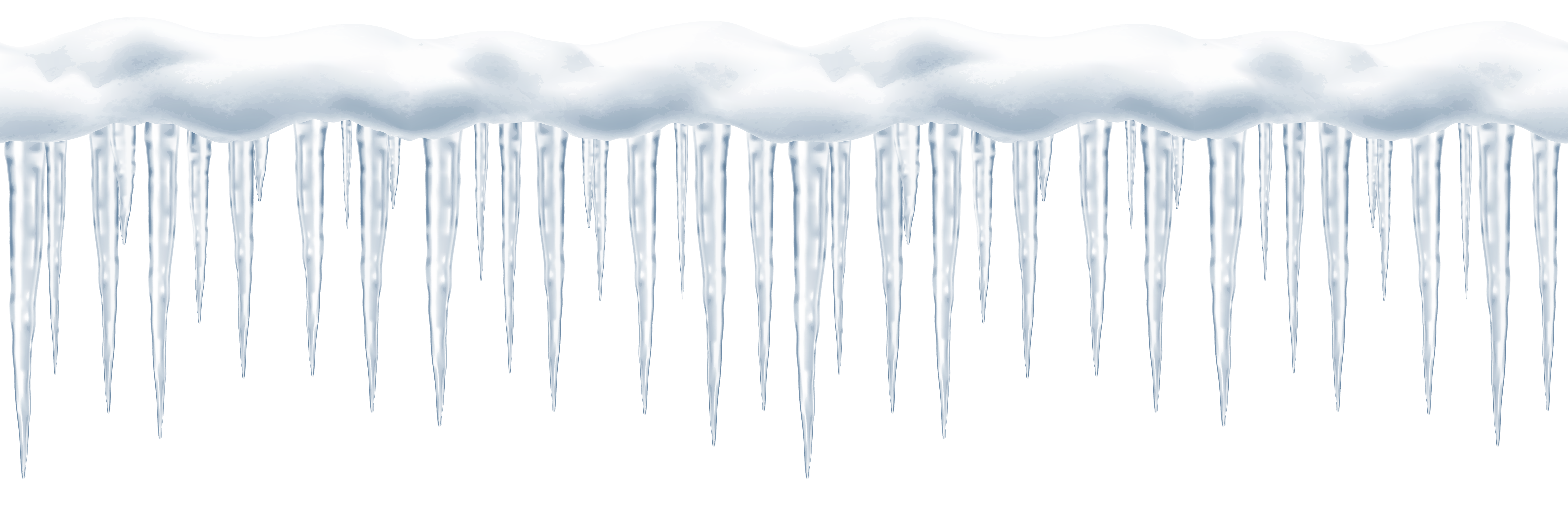 Photography clipart photo album. Long icicles transparent png