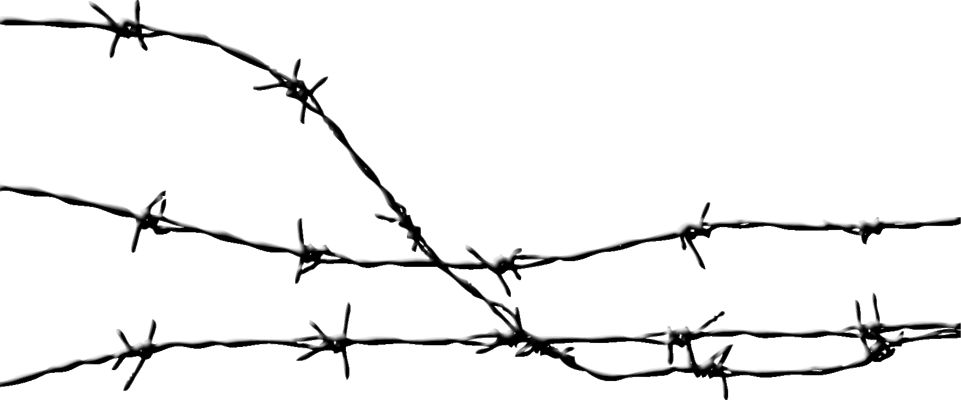 Fence clipart wired fence. Pleaseprayforwestpapua