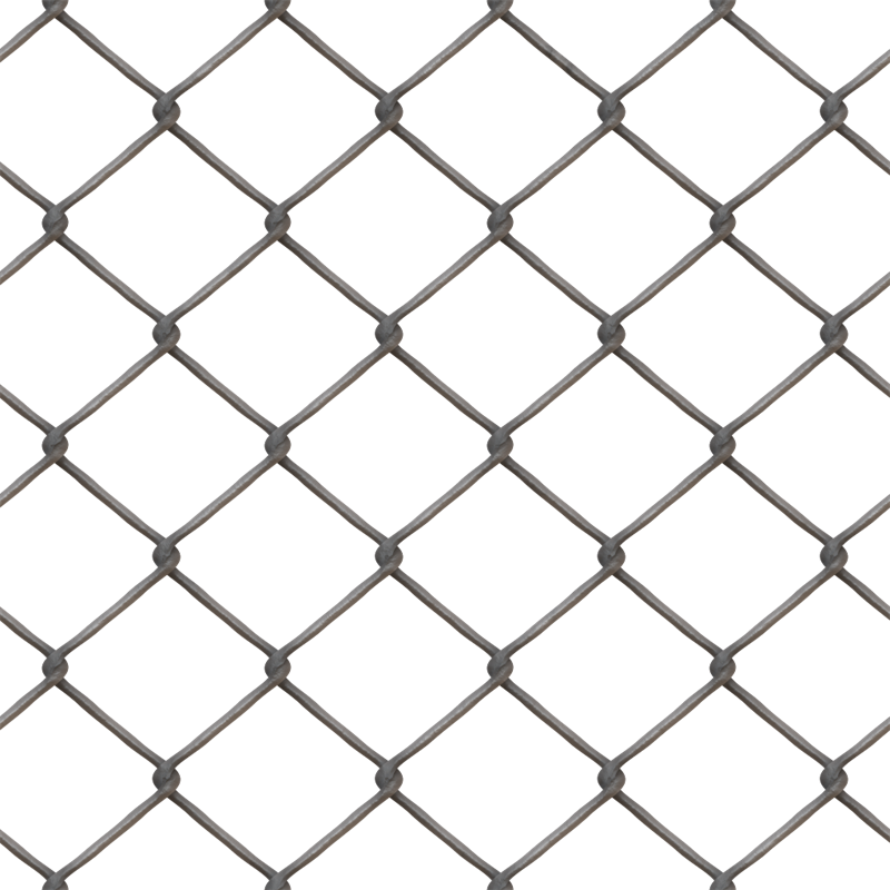 fence clipart wired fence