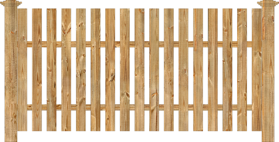 Fence clipart wood fence. Background product transparent