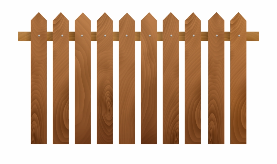 Png transparent background wooden. Fence clipart wood fence