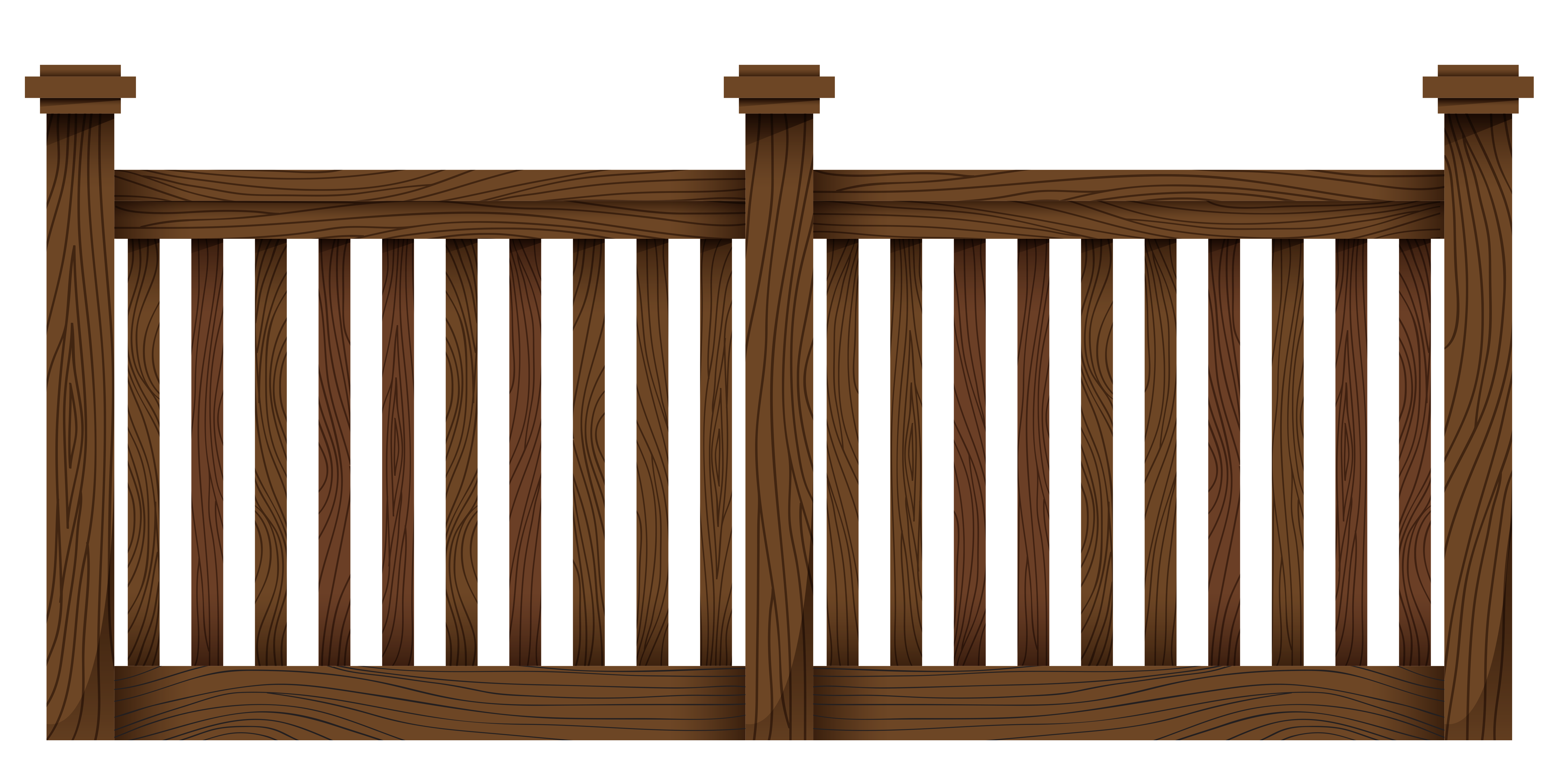 Synthetic fence chain link. Fencing clipart wooden gate