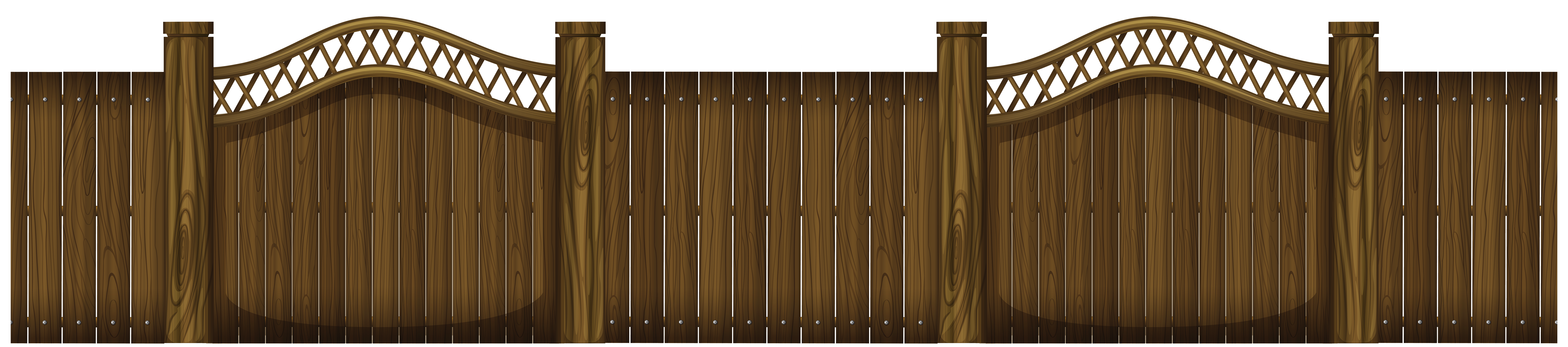 Fencing clipart wooden gate. Fence transparent png clip