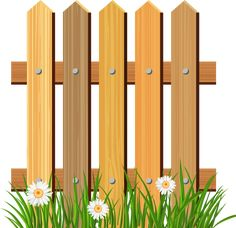 best fences collections. Fencing clipart backyard fence