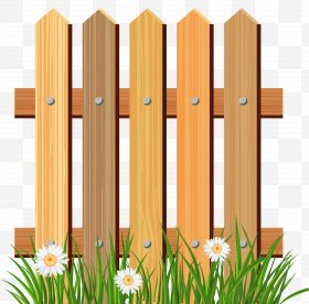 Gate clipart plant grass. Picket fence images png