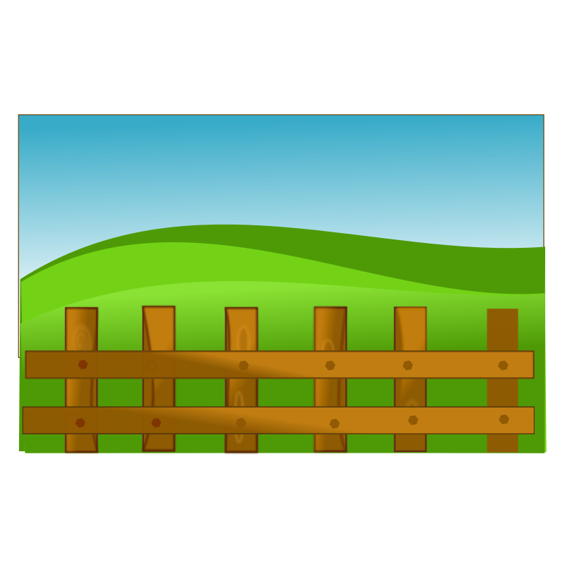 Fencing clipart farm fence. Clip art cliparts co