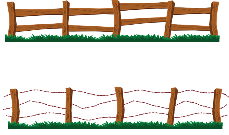 Fencing clipart farm fence. Pin by emily on