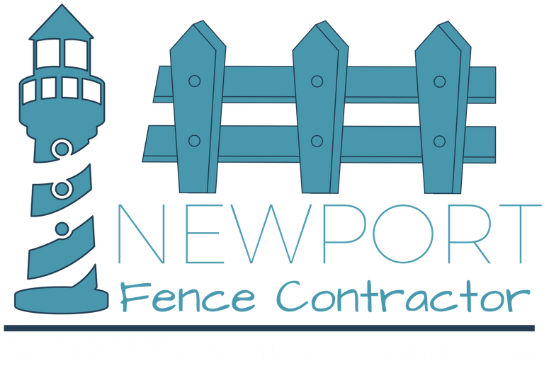Fencing clipart fence field. Contractor in newport oregon