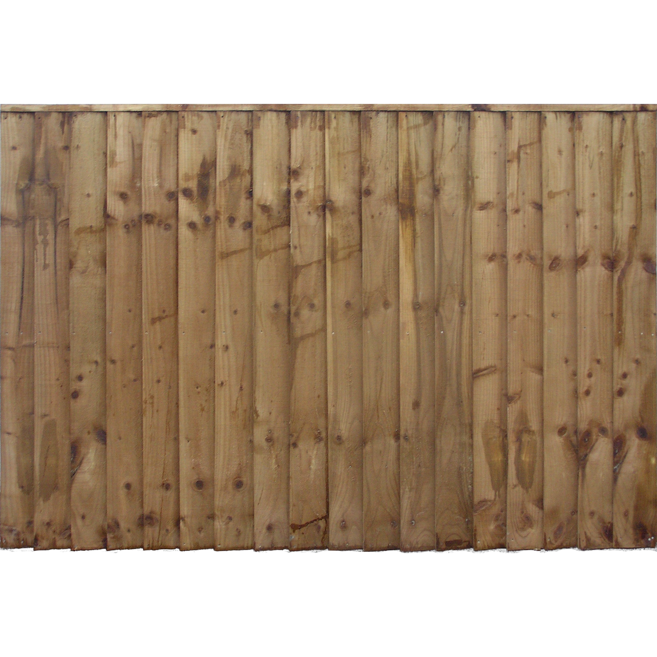Fencing clipart fence panel. Flat top panels derby