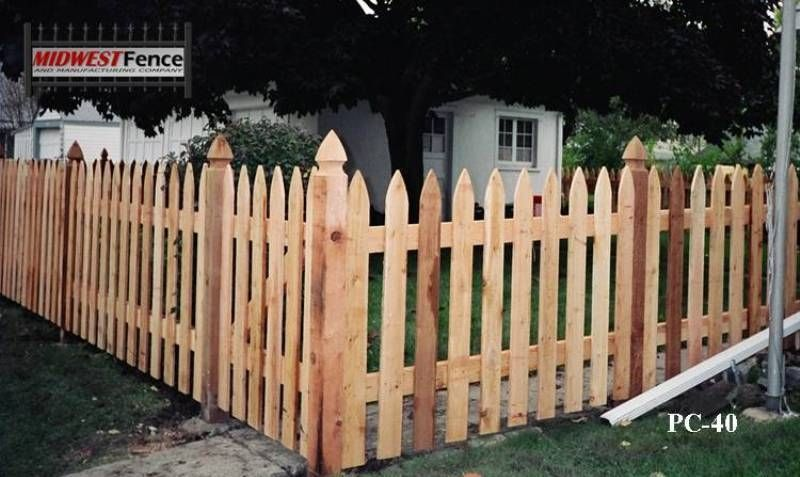 Fencing clipart fench. Types of wooden fences