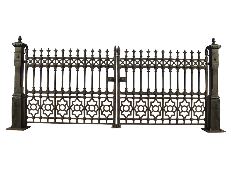 Fencing clipart house gate. Png transparent images pluspng