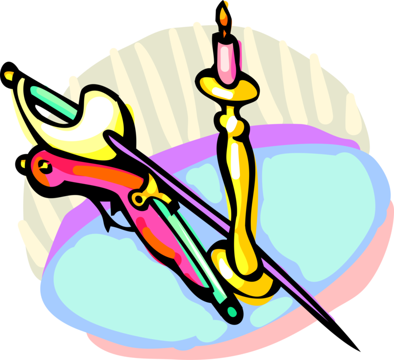 Fencing clipart olympic athlete.  th century sword