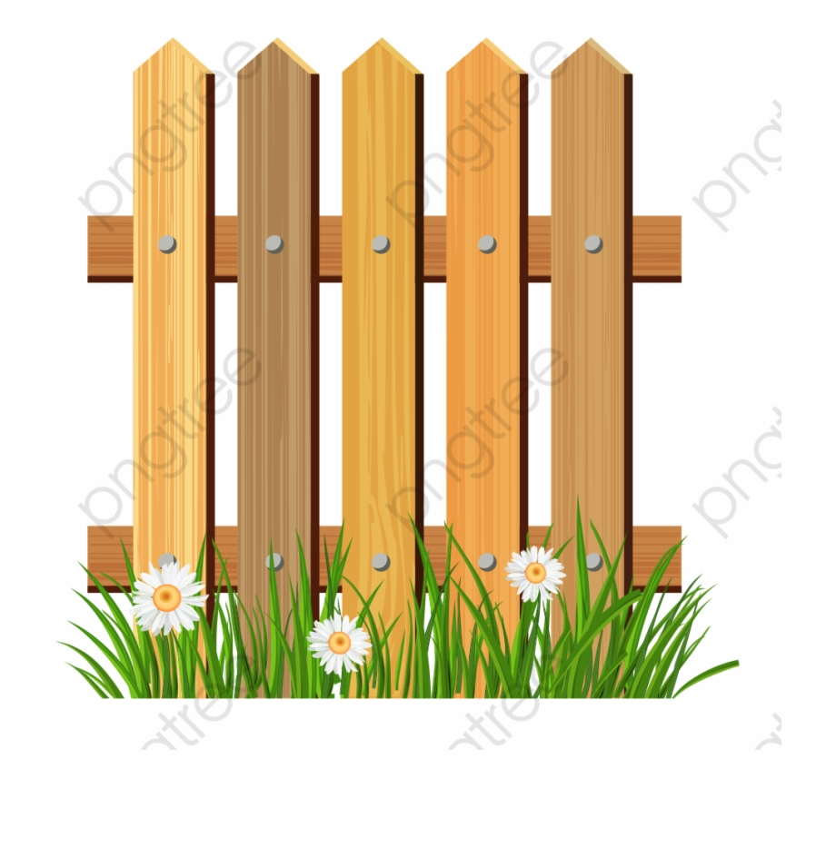 Fencing clipart painting fence. Cartoon fences picket clip