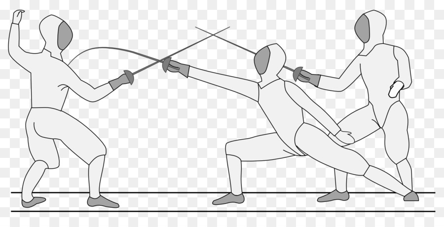 Transparent png image free. Fencing clipart practice