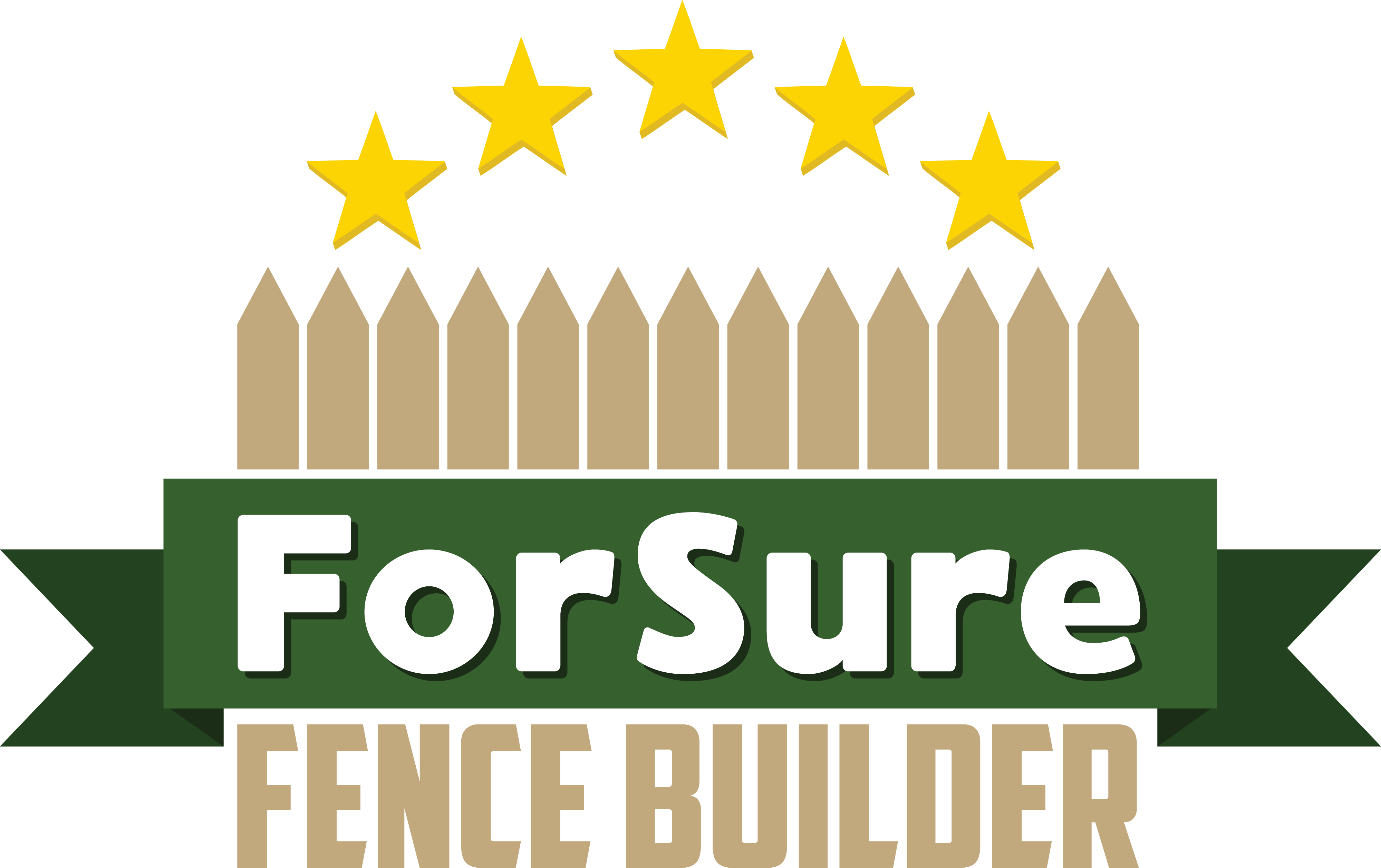 Fencing clipart stance. Fence installation foresure builder