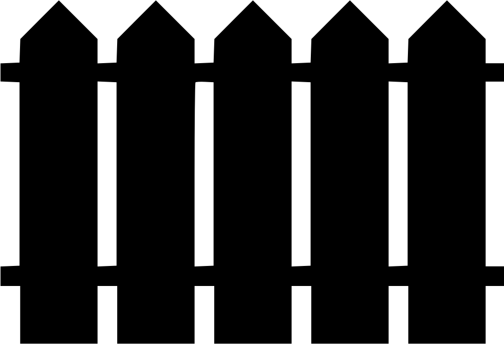 Fencing clipart svg. Fence png icon free