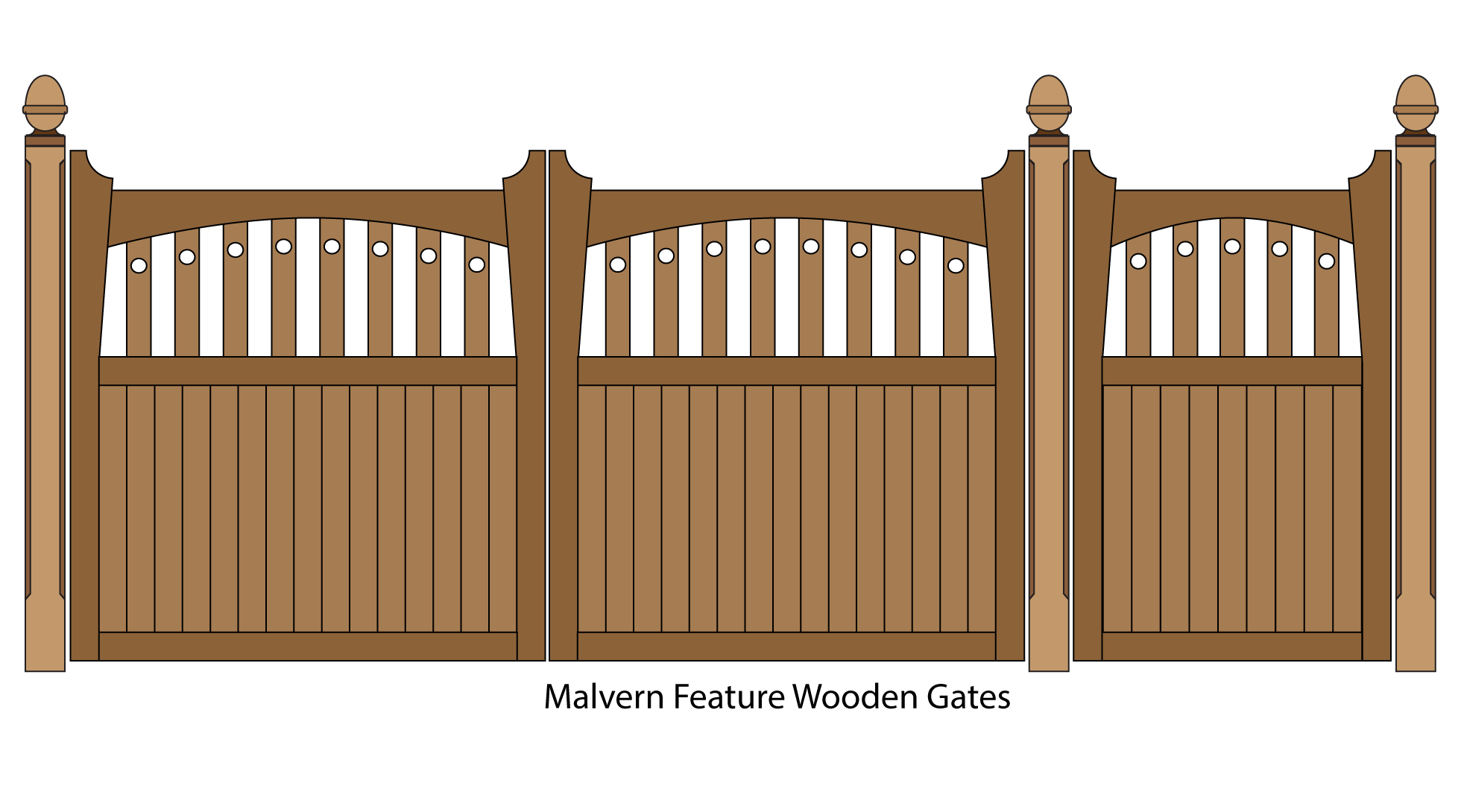 Gates picket and timber. Fencing clipart wooden gate