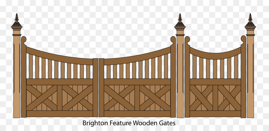 Fencing clipart wooden gate. House cartoon png download