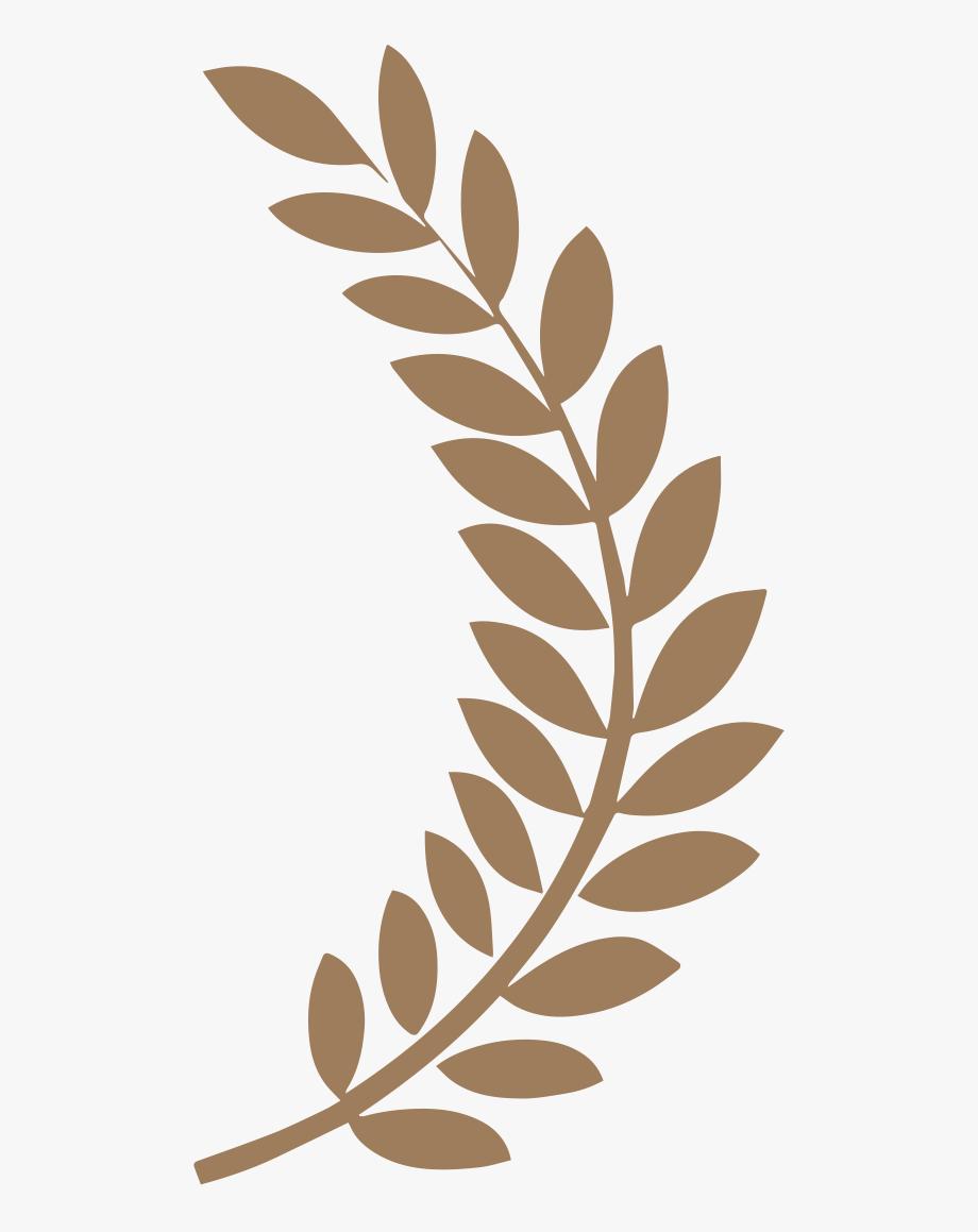 Film festival laurels png. Fern clipart achievement award