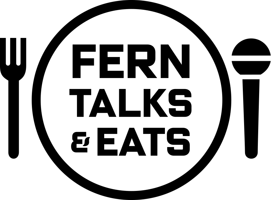 Fern clipart award. Join talks eats in