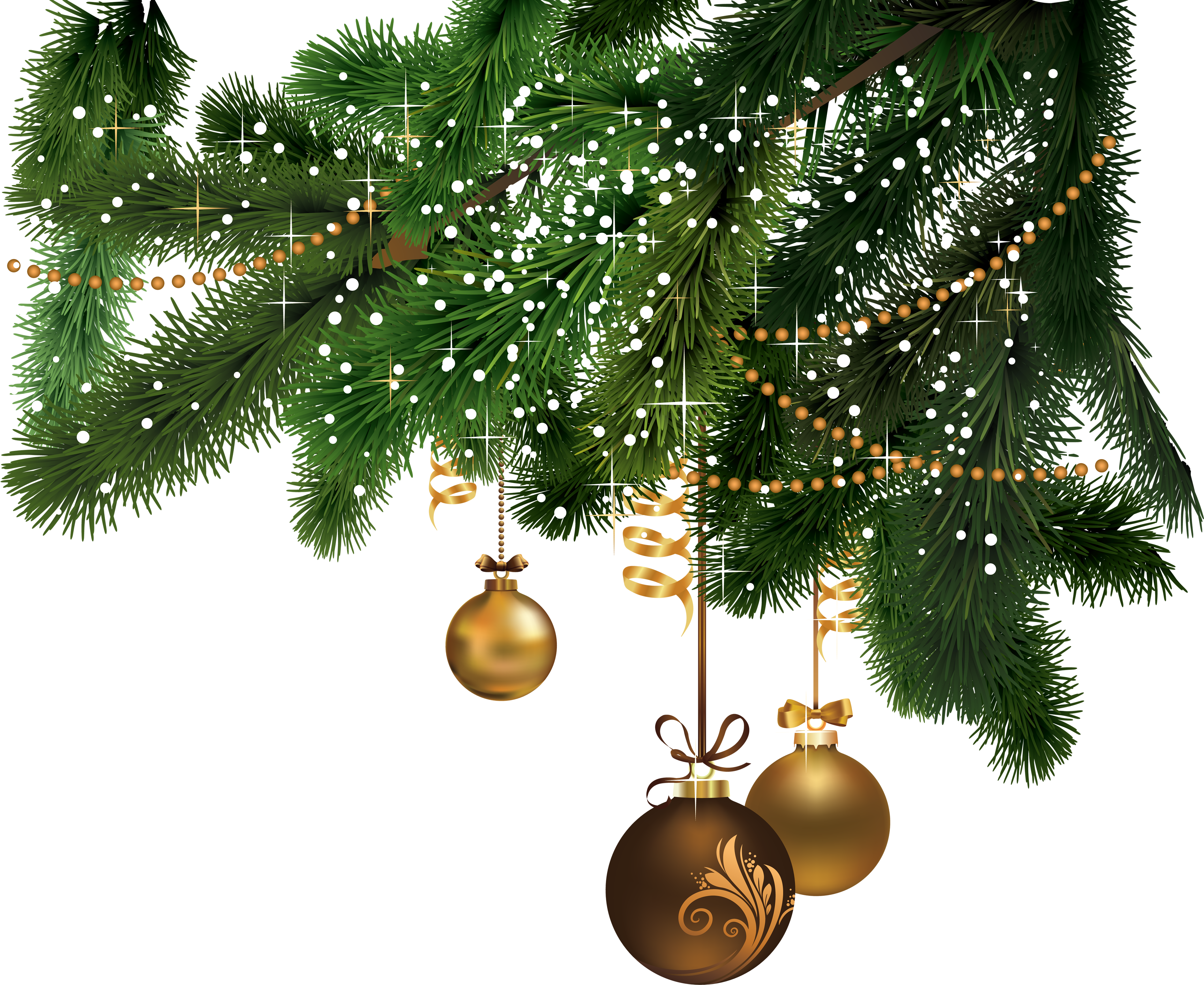 Png christmas images. Download firtree image