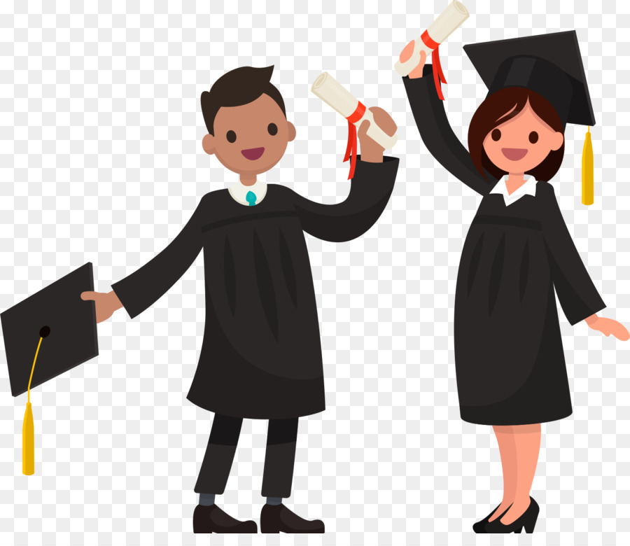 Fern clipart graduation. Background png download free