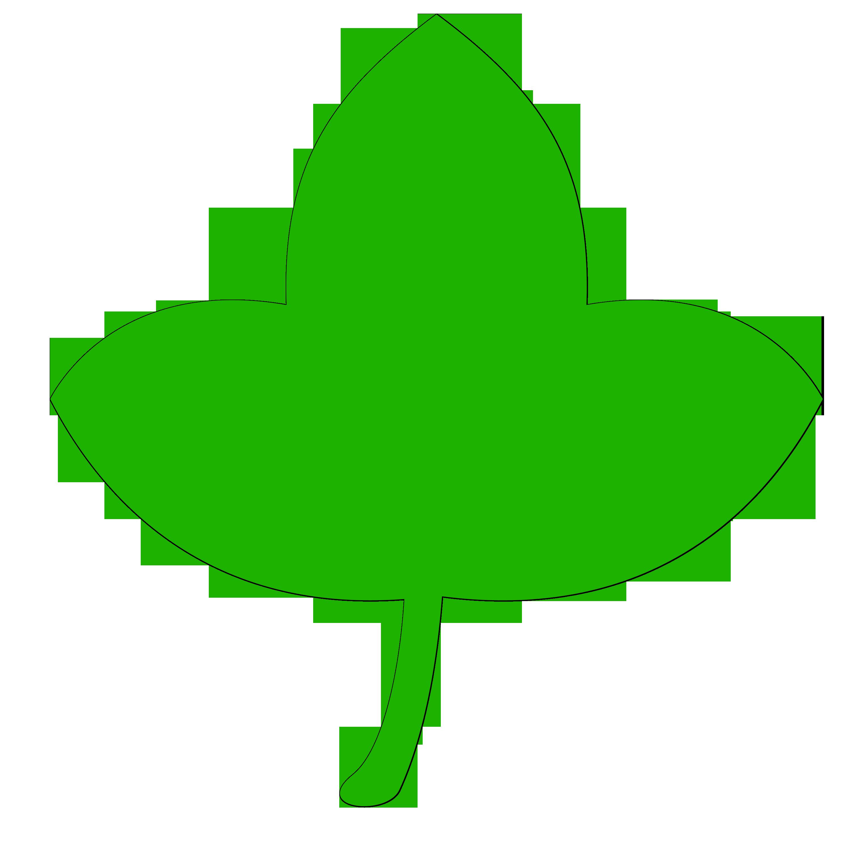 Leaf plant tree clip. Fern clipart green fern