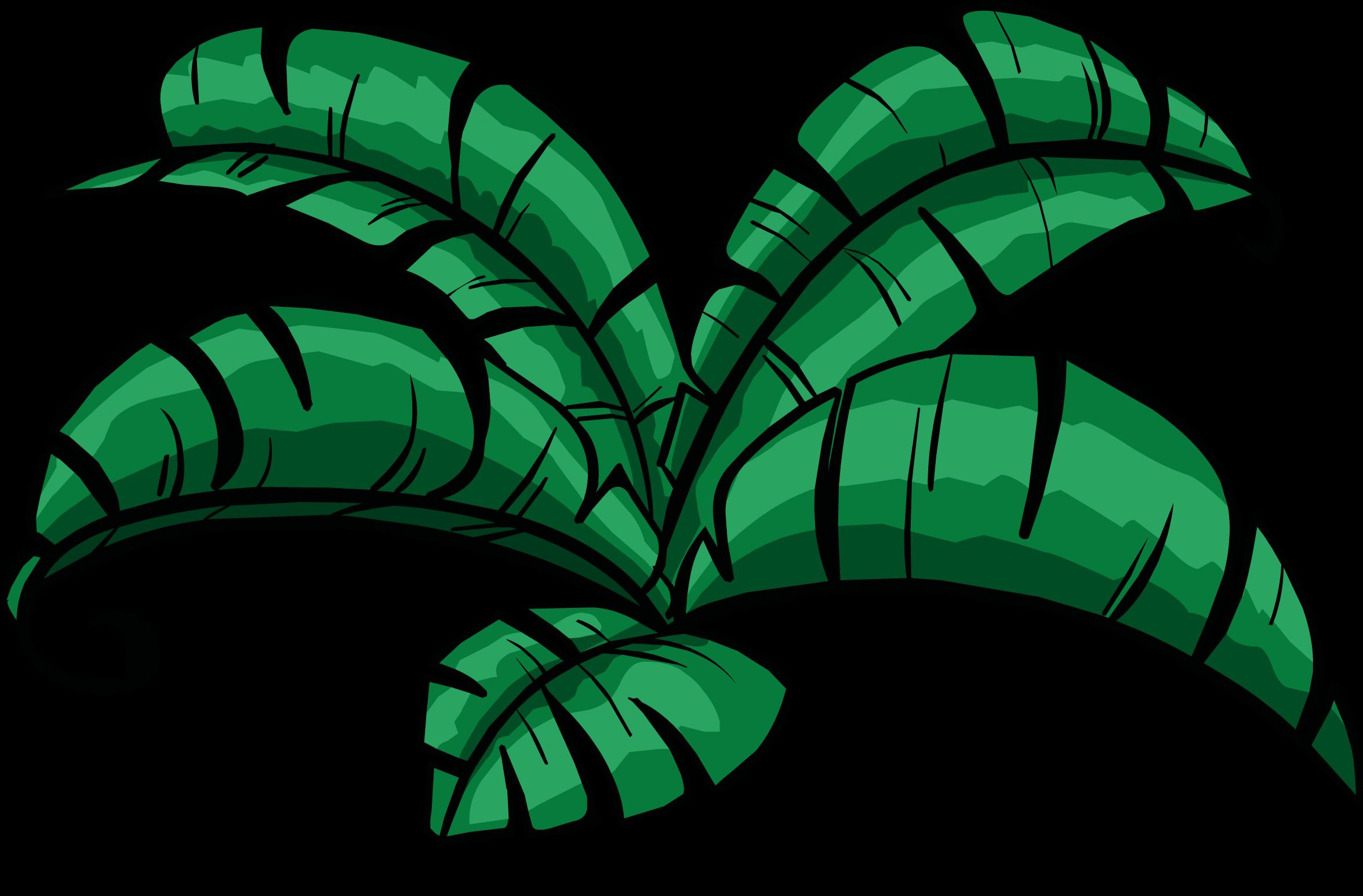 Image sprite png club. Fern clipart jungle