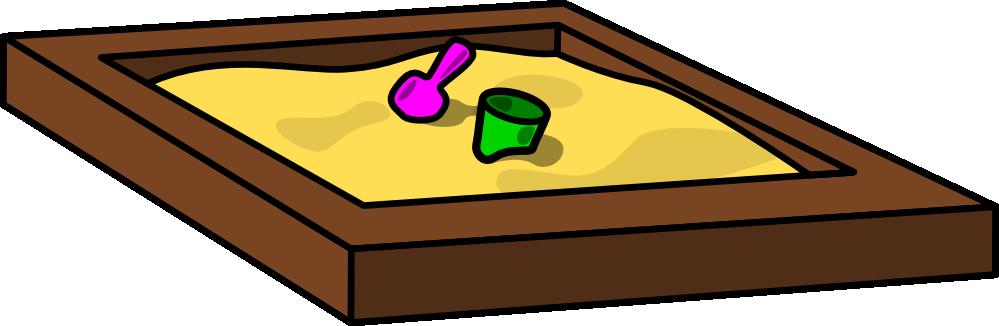 Fern clipart lauae. Sand box