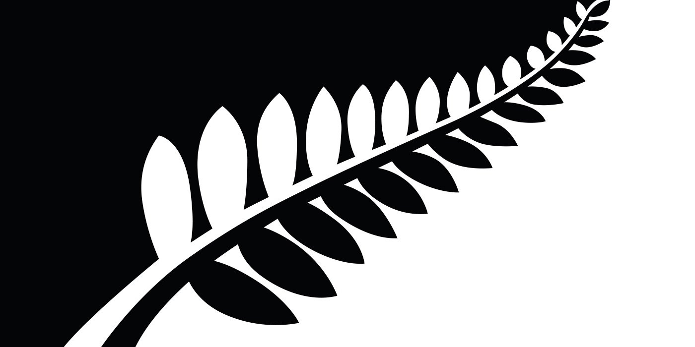 Silver drawing free download. Fern clipart maori