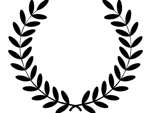 Fern clipart outline. Clip art black vector
