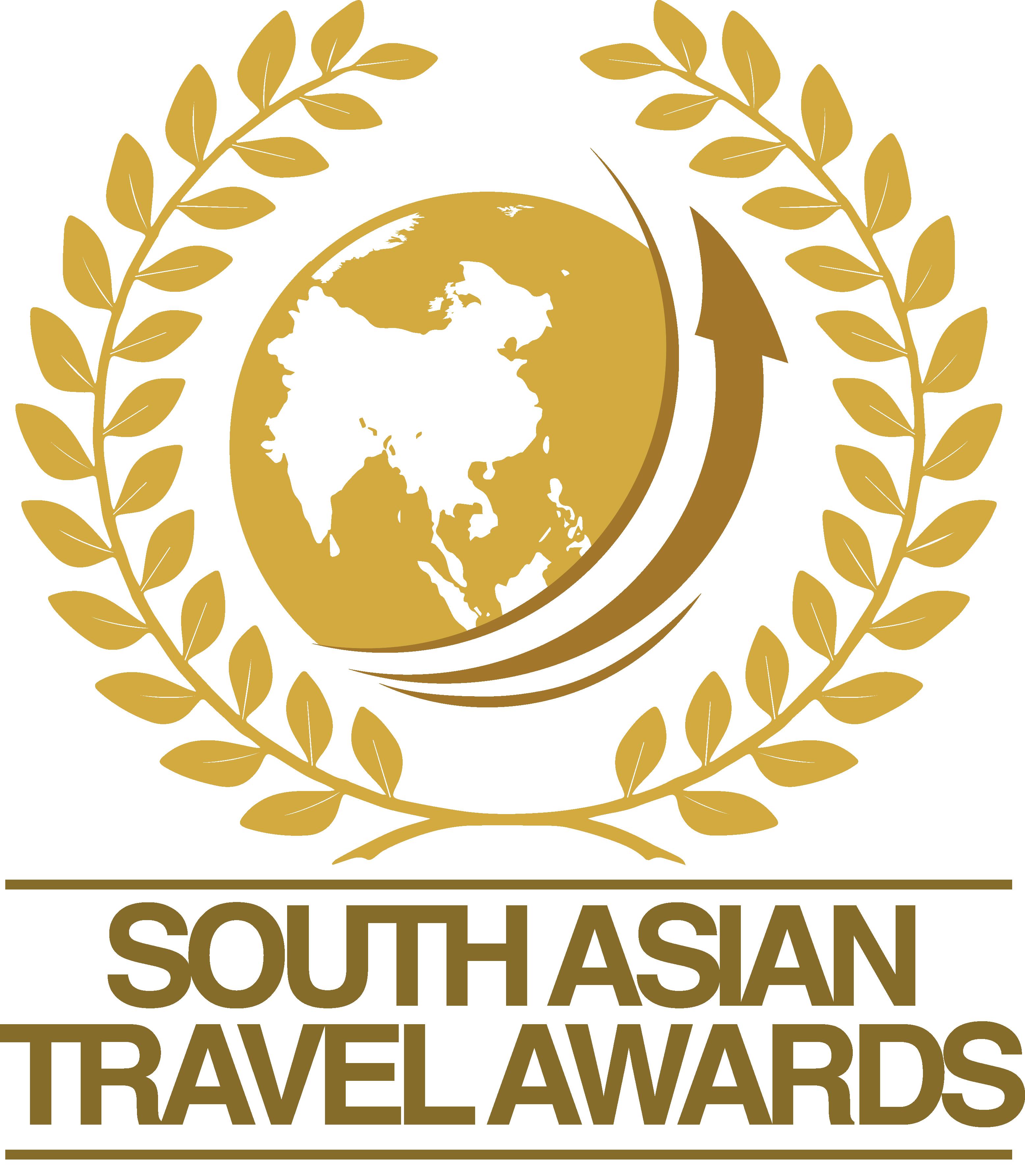 Fern clipart service award. South asian travel awards