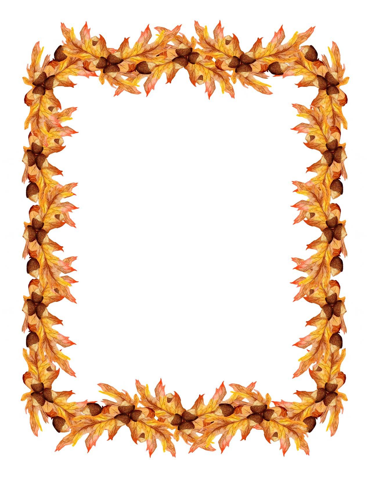 Harvest clipart border. Free fall festival download