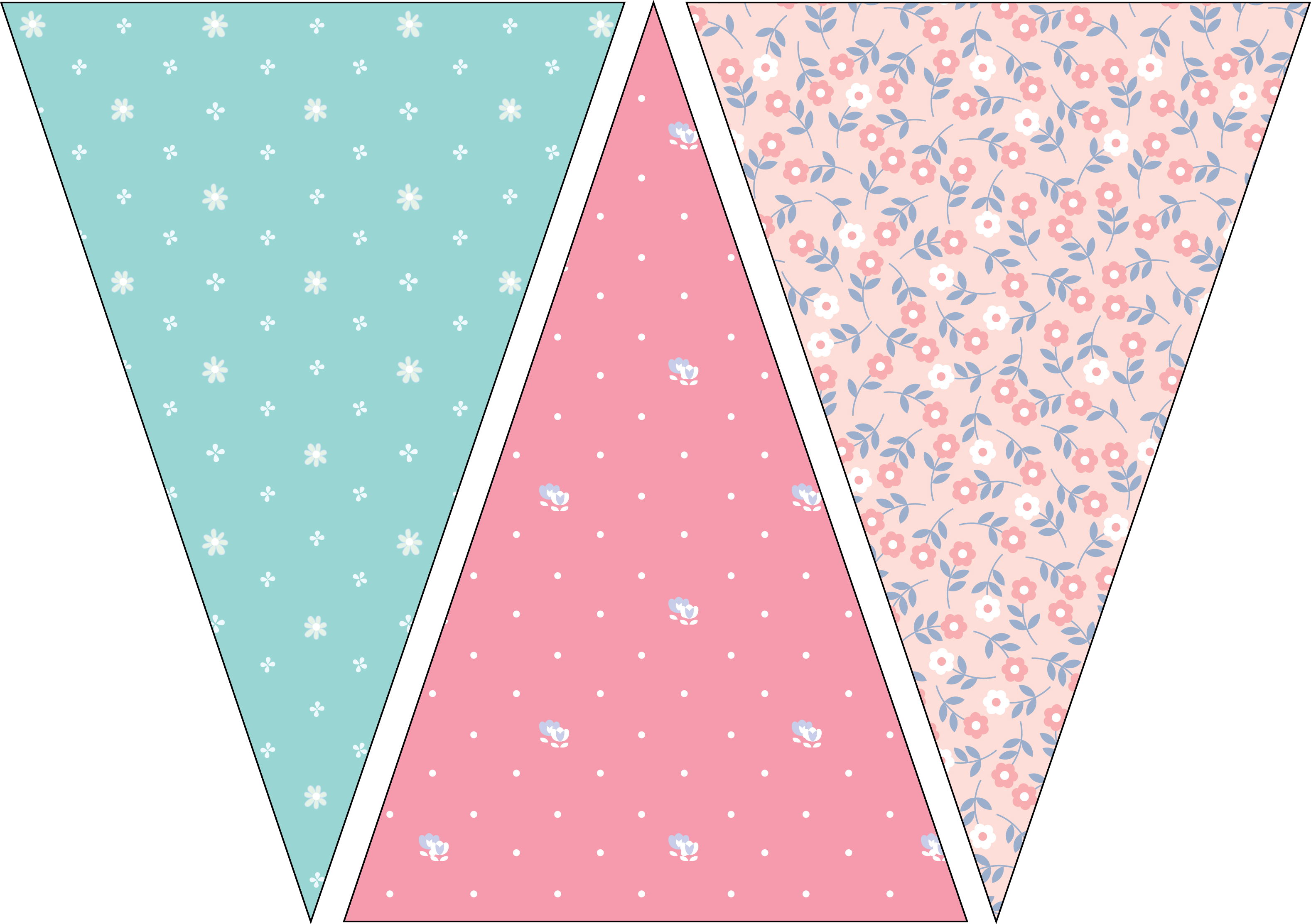 Template datariouruguay . Festival clipart bunting