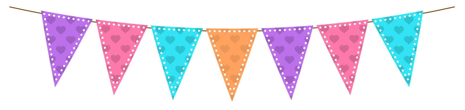 collection of png. Festival clipart bunting