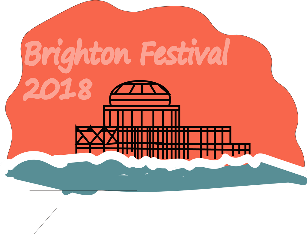 Brighton festival the dotted. Mosque clipart red