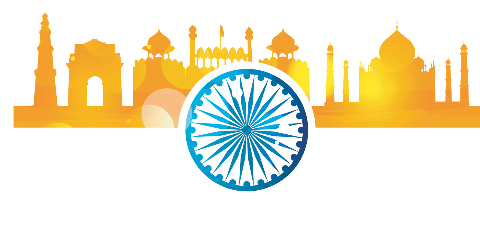 Indian flag png india. Indians clipart vector