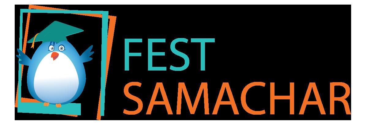 Fest by types todays. Festival clipart logo design